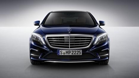 Mercedes-Benz S-Class-Pullman