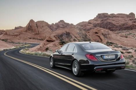 Mercedes-Benz S-ClassPullman
