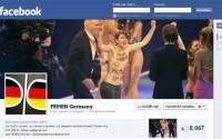 Для FEMEN больше недоступен Facebook