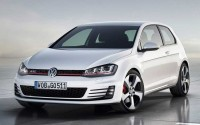 Автомобиль Volkswagen Golf 7