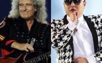 """Автор нашумевшего хита """"Gangnam Style"""" запишет песню с гитаристом """"Queen"""""""