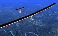 Солнечный самолет совершил перелет в 700 км за 14 часов