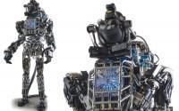 Человекоподобный робот ATLAS: Dabra показала будущее робототехники