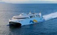 Francisco - самое быстрое в мире пассажирское морское судно