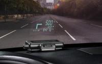 Новый навигатор Garmin HUD будет встариваться в лобовое стекло