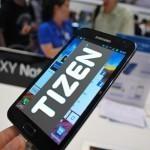 Первый планшет с Tizen OS