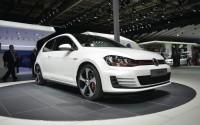 В рамках Volkswagen Fest 2013 представили новый VW Golf GTI