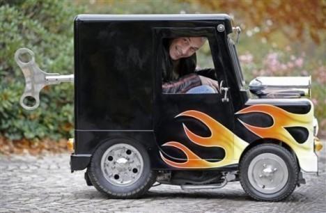 APTOPIX Germany Car