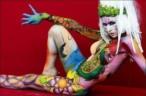 World-Bodypainting