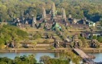 В джунглях Камбоджи найден древний город