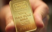 Цена на золото вновь побила антирекорд