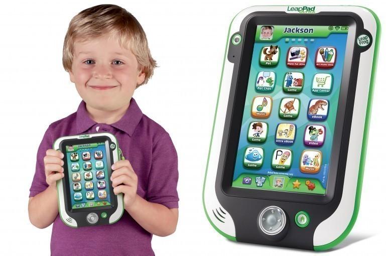 ярмарка игрушек Планшет LeapPad Ultra