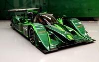 Электромобиль Lola B12/69 EV  устанавливает новый мировой рекорд скорости