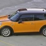 Появились первые фотографии нового MINI Cooper 2014