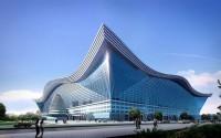 В Китае построено самое большое здание в мире
