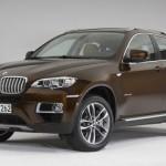 Обзор обновленного BMW X6 2014 года