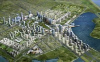 Songdo - умный город ближайшего будущего