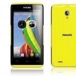 Philips Xenium W6500 стильный смартфон с хорошей начинкой по маленькой цене!