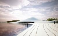 Самый большой художественный музей в Азии разместится на искусственном острове