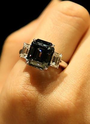 синий-бриллиант