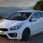 Обзор ожидаемых автоновинок 2014 года: Kia Pro Ceed GT