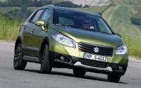 Suzuki SX4 – вёрткий, проходимый, но не гонщик!