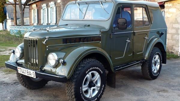 ГАЗ-69-2