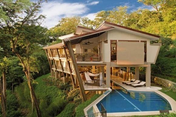 дом-в-лесу