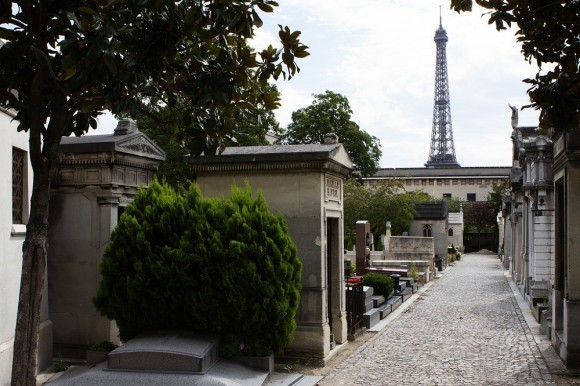 кладбище-пасси
