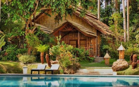 лесной-домик