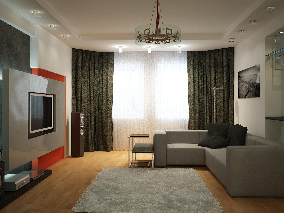 Дизайнерские идеи для маленькой квартиры