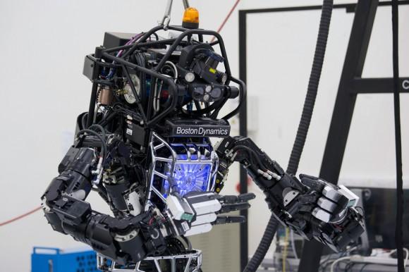 робот-атлас