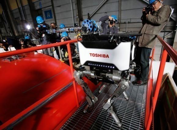 TOSHIBA-ROBOT/