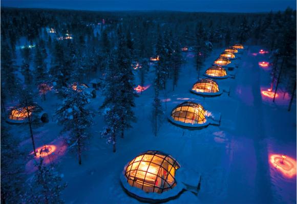 финляндия-отель