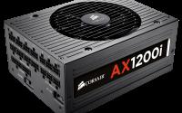 Corsair AX1200i - самый жёсткий блок питания