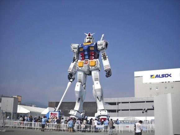 Gundam-In-Japan