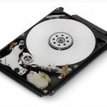 Жесткие диски становятся всё тоньше - анонсирован Hitachi Travelstar Z5K1000