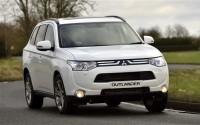 Обзор Mitsubishi Outlander 2013