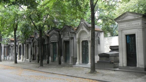 Montparnass-cemetery