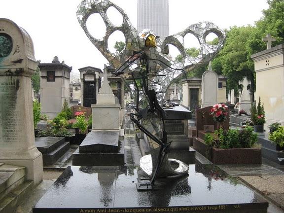 Paris - Montparnasse Cemetery