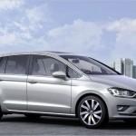 Volkswagen представил новый компактвэн Golf Sportsvan