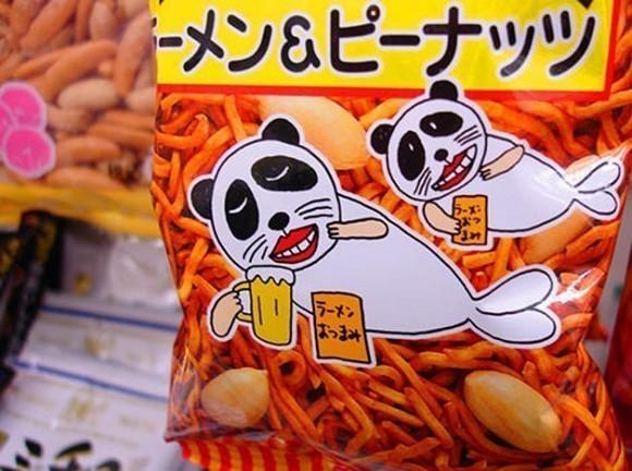 panda-snack