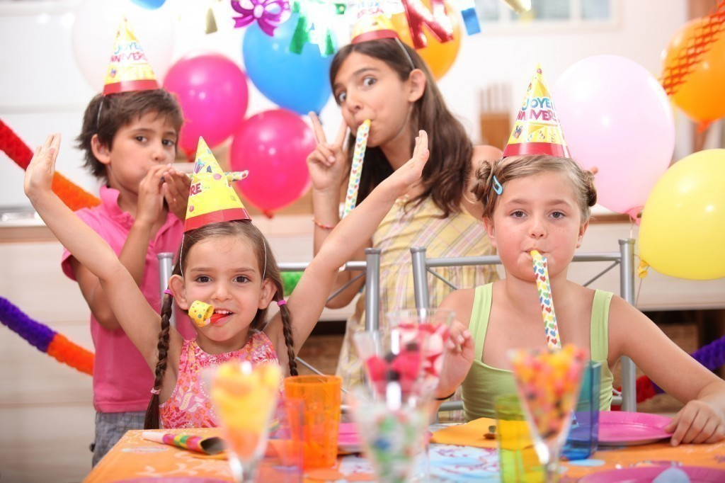 Как организовать детский праздник конкурсы для детей