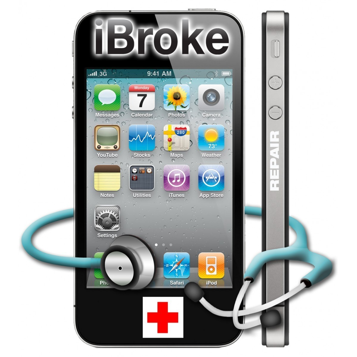 лицензированный ремонт айфонов