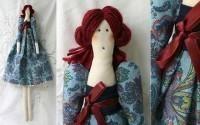 Такая особенная - кукла Тильда, и всегда ручной работы