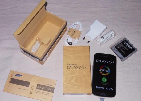 Обзор Samsung Galaxy S4