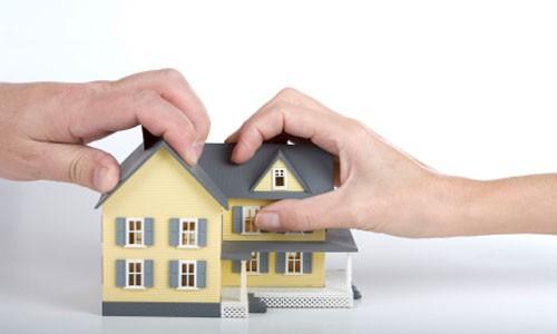 как делить ипотеку