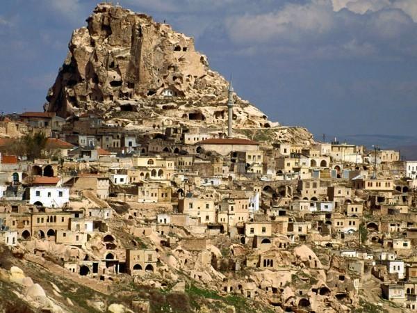 Учхисар, Каппадокия, Турция