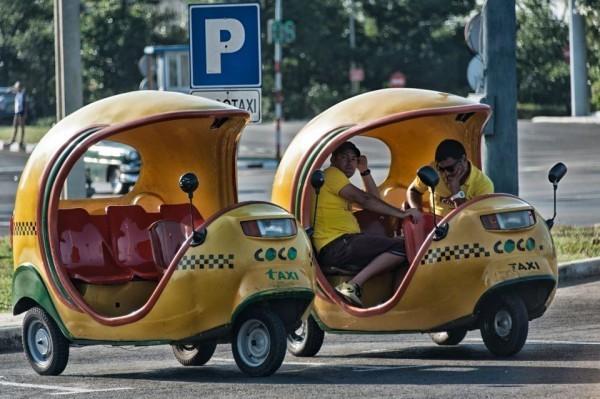 куба-такси