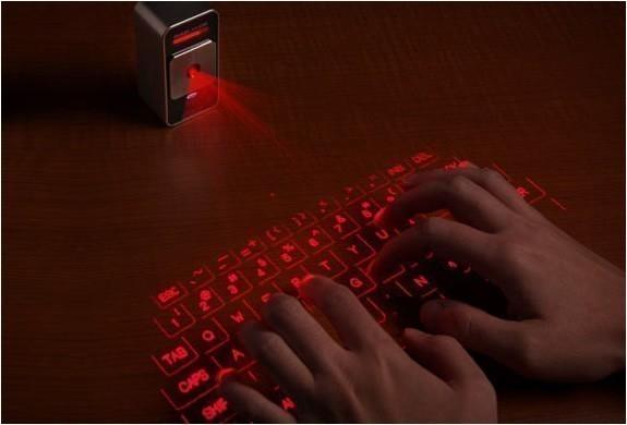 лазерная-клавиатура